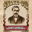 The card game of hype & hysteria! In a time of sleazy traveling salesmen and gullible townsfolk, you must outsell your opponents by hyping the curative properties of your dodgy […]